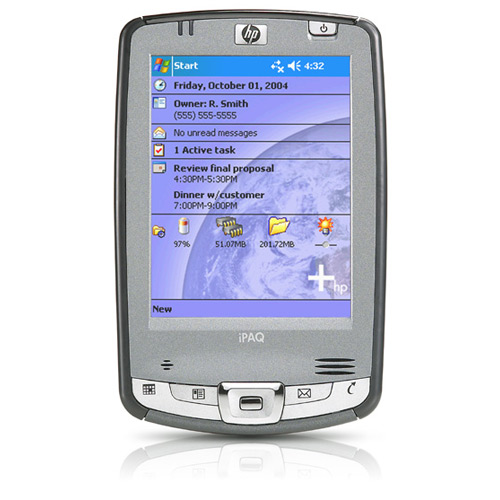 Hp Ipaq 2110 Pocket Pc Specifications
